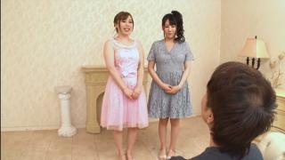 Sex hay chịch hai em Sakuragi và Riri Shigari