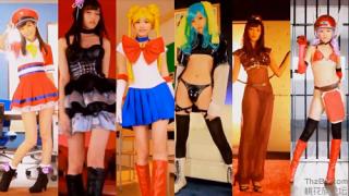 Tuyển tập những vai diễn cosplay của Arina Hashimoto